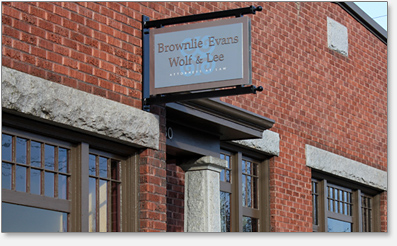 Bellingham Law Firm - Brownlie Wolf & Lee